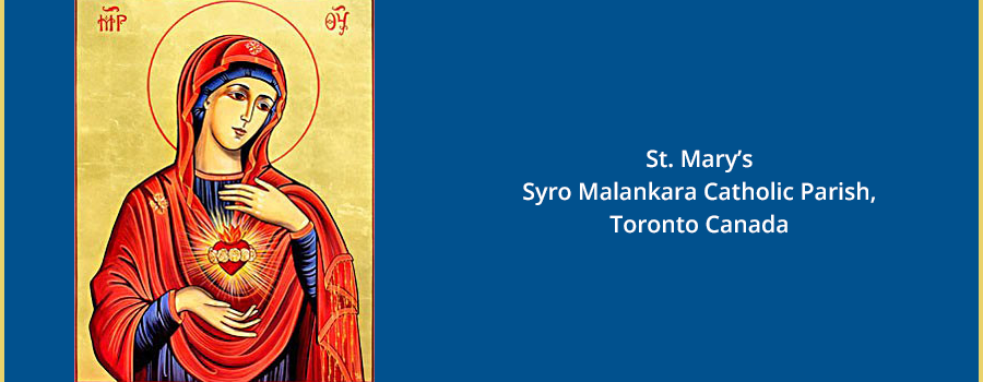 St. Mary's Malankara Catholic Parish Toronto